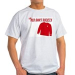 Red Shirt Society Light T-Shirt