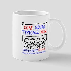 Cure Neurotypicals Mug