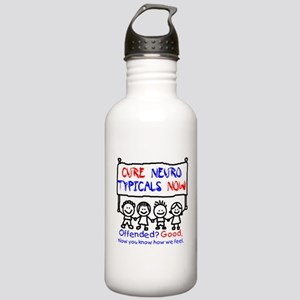 Cure Neurotypicals Stainless Water Bottle 1.0L
