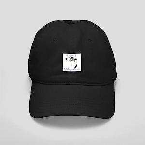 Whippet 2 Black Cap
