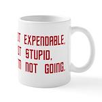 Red Shirt Society Mug