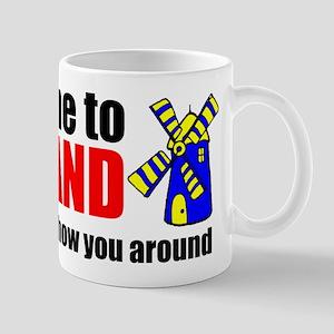 Welcome to Holland Mug