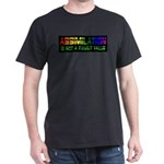 Assimilation Is Not A Family Dark T-Shirt