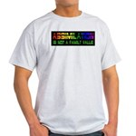 Assimilation Is Not A Family Light T-Shirt