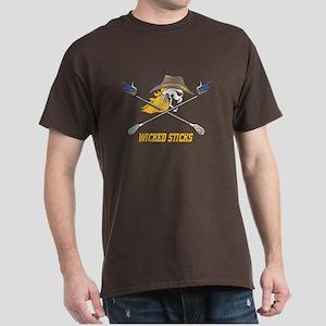 Wicked Sticks Dark T-Shirt