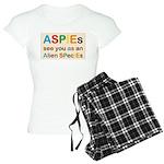 Aspie Species Women's Light Pajamas