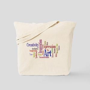 Artist Creative Inspiration Tote Bag