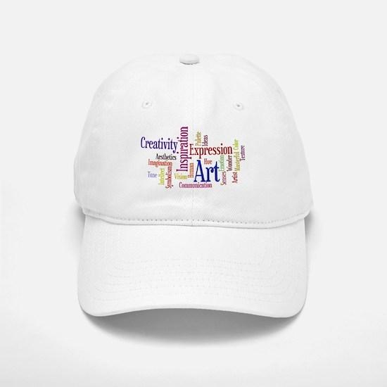Artist Creative Inspiration Baseball Baseball Cap