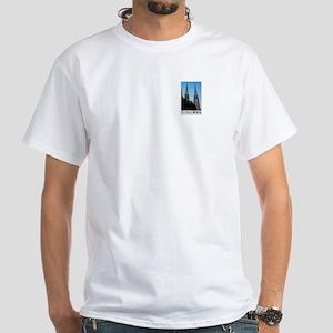 Vienna Votivkirche White T-Shirt