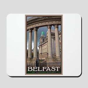 Belfast City Hall Mousepad