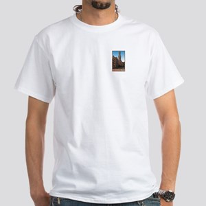 The Bruges Belfry White T-Shirt