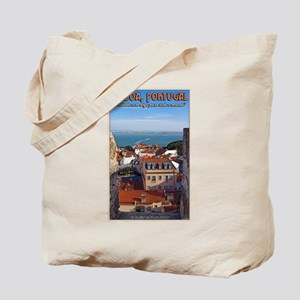 View from St. George's Tote Bag
