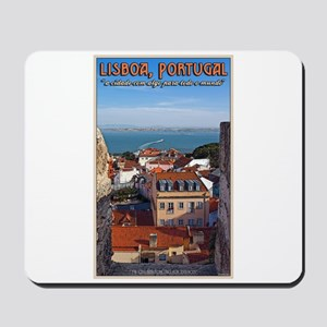 View from St. George's Mousepad