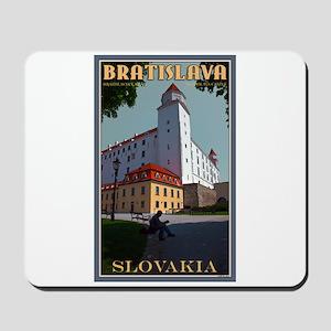 Bratislava Castle Mousepad