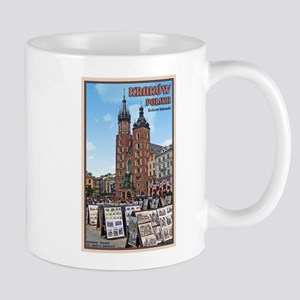 St. Mary's Basilica Mug