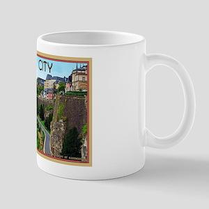 Luxembourg City Mug