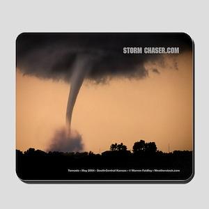 Storm Chaser Tornado Mousepad 1