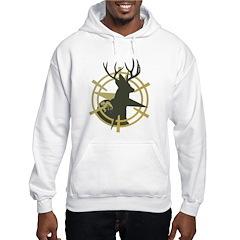 Mule deer,Scout Hoodie