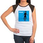 iPatch Women's Cap Sleeve T-Shirt