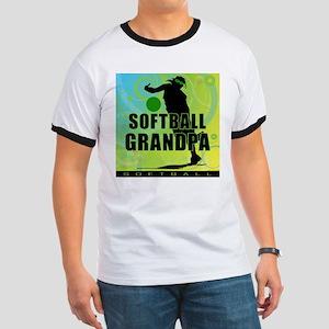 2011 Softball 123 Ringer T