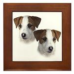 Parson Jacks Framed Tile