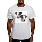 Parson Jacks Ash Grey T-Shirt