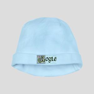 Boyle Celtic Dragon baby hat