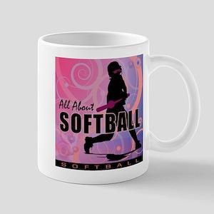 2011 Softball 107 Mug