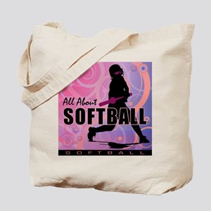 2011 Softball 107 Tote Bag