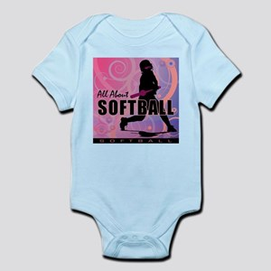 2011 Softball 107 Infant Bodysuit