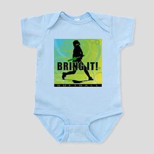2011 Softball 102 Infant Bodysuit