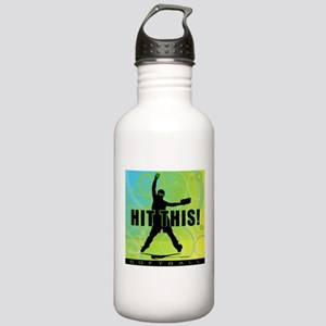 2011 Softball 96 Stainless Water Bottle 1.0L