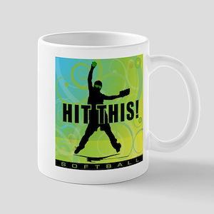2011 Softball 96 Mug