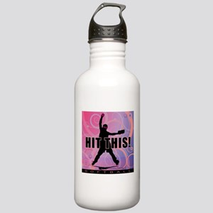 2011 Softball 95 Stainless Water Bottle 1.0L
