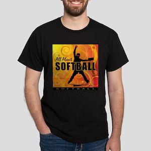 2011 Softball 90 Dark T-Shirt