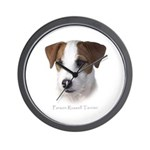 Parson Jack Russell Wall Clock