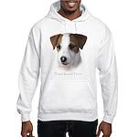 Parson Jack Russell Hooded Sweatshirt
