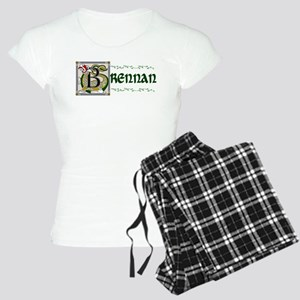 Brennan Celtic Dragon Women's Light Pajamas