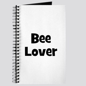 Bee Lover Journal