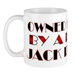 Owned & Loved by a JRT Mug