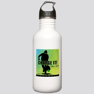 2011 Softball 42 Stainless Water Bottle 1.0L