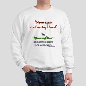 CreamPiles Sweatshirt