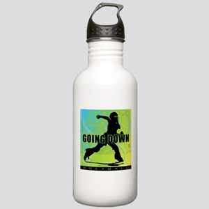 2011 Softball 27 Stainless Water Bottle 1.0L