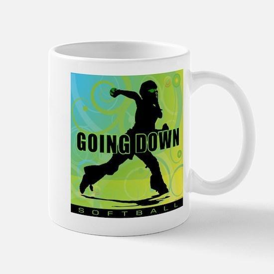 2011 Softball 27 Mug