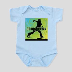 2011 Softball 27 Infant Bodysuit