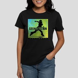 2011 Softball 27 Women's Dark T-Shirt