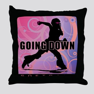 2011 Softball 26 Throw Pillow