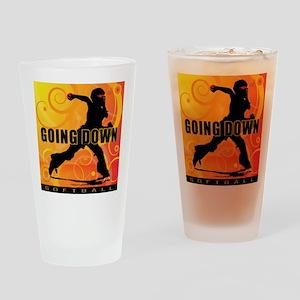 2011 Softball 25 Pint Glass
