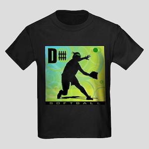 2011 Softball 12 Kids Dark T-Shirt