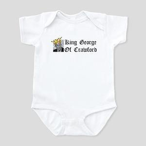 King George Infant Creeper